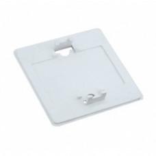 PI-1-B пластина изолир ОУ 1 я бел.
