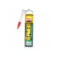 Герметик Гермент силикон нейтральный общестроительный бел 280мл