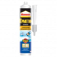 Герметик Гермент силиконовый санитарный прозрач 280мл