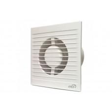 Вентилятор осевой вытяжной D -100 с антимоскитной сеткой