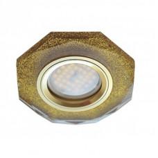 Ecola DL1652 8-угол Мультиколор/Золото (540763)